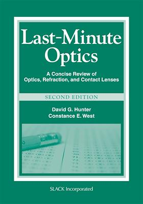 This unique resource boils down the overwhelming subject matter of clinical optics and refraction, helping the ophthalmologist cover the essentials in a single review manual.